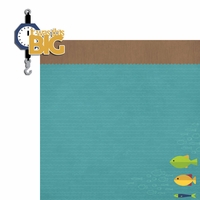 Fishing: This Big 2 Piece Laser Die Cut Kit