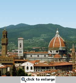 Florence, Italy 12 x 12 Paper