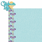 Flutter: Celebrate Life 2 Piece Laser Die Cut Kit