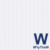 Fly The W 12 x 12 Paper