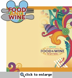 Food and Wine: Around the World 2 Laser Die Cut Kit