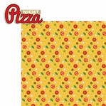 Food Night: Pizza Night 2 Piece Laser Die Cut Kit