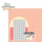 Forever Family: Our Forever Family 2 Piece Laser Die Cut Kit
