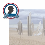 French Adventures: Normandy 2 Piece Laser Die Cut Kit