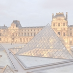 French Adventures: The Louvre 12 x 12 Paper