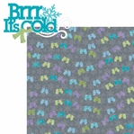 Frosty Fun: Brrr It�s Cold 2 Piece Laser Die Cut Kit
