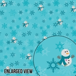 Frosty Fun: Snow Much Fun  12 x 12 Paper
