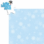 Frosty: Jolly Happy Soul 2 Piece Laser Die Cut Kit