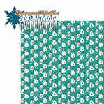 Frozen: Do you want to build a snowman 2 Piece Laser Die Cut Kit
