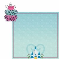 Frozen: Strong Bond 2 Piece Laser Die Cut Kit