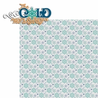 Frozen: The Cold Never Bothered Me 2 Piece Laser Die Cut Kit