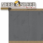 Future World: Need For Speed 2 Piece Laser Die Cut Kit