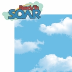 Future World: Ready To Soar 2 Piece Laser Die Cut Kit