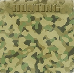 Game Day: Hunting 12 x 12 Double-Sided Paper
