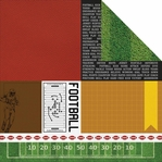 Game On: All Star 12 x 12 Double-Sided Cardstock