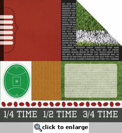 Game On: MVP 12 x 12 Double-Sided Cardstock