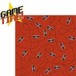 Game Time: Game Time 2 Piece Laser Die Cut Kit