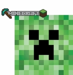 Gamer: Minecraft 2 Piece Laser Die Cut Kit