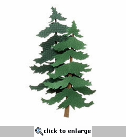 Garden & Nature: Pine Tree Stickers