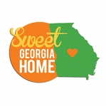 Georgia Travels: GA Sweet Home  Laser Die Cut