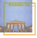 Germany: Brandenburg Gate12 x 12 Overlay Quick Page Laser Die Cut
