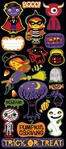 Ghoulies: Jumbo Cardstock Stickers