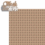 Ginger and Spice: Fresh from the Oven 2 Piece Laser Die Cut Kit