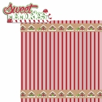 Ginger and Spice: Sweet Memories 2 Piece Laser Die Cut Kit
