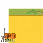 Giraffe: Stand Tall 2 Piece Laser Die Cut Kit
