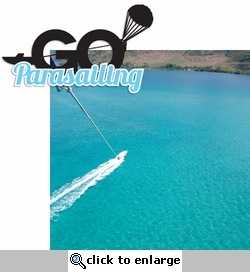 Go Parasailing! 2 Piece Laser Die Cut Kit