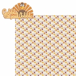 Gobble On: Gobble til you Wobble 2 Piece Laser Die Cut Kit