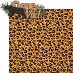 Gone Wild: Gone Wild 2 Piece Laser Die Cut Kit