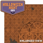 Goosebumps: Halloween Night 2014 2 Piece Laser Die Cut Kit