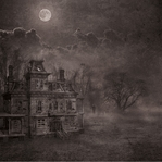 Goosebumps: Haunted House 12 x 12 Paper