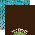 Great Outdoors 12 x 12 Double-Sided Cardstock