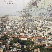 Greece: Athens 12 x 12 Paper