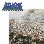 Greece: Athens 2 Piece Laser Die Cut Kit