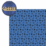 Greece: Greece 2 Piece Laser Die Cut Kit