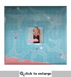 Gymnastics 12 x 12 Scrapbook Album