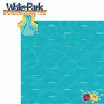 H20: Water Park 2 Piece Laser Die Cut Kit