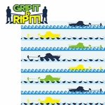 H2O Fun: Grip It n Rip It 2 Piece Laser Die Cut Kit