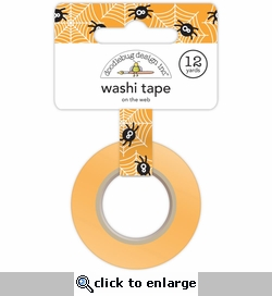 Halloween Parade: On The Web Washi Tape 12 yards