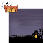 Halloween Sayings: If you've got it Haunt it 2 Piece Laser Die Cut Kit