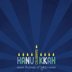 Hanukkah: Festival of Lights 12 x 12 Paper