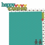 Happy Family: Happy Together 2 Piece Laser Die Cut Kit