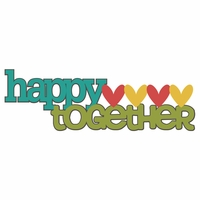 Happy Family: Happy Together Laser Die Cut