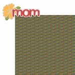 Happy Family: Mom 2 Piece Laser Die Cut Kit