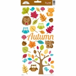 Happy Harvest: Autumn 6 x 12 Cardstock Stickers