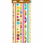 Happy Harvest: Fancy Frills 6 x 12 Cardstock Stickers