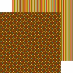 Happy Harvest: Harest Dots 12 x 12 Double-Sided Cardstock